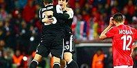 Tur Garanti Gibi: Hapoel Beer Sheva 1-3 Beşiktaş