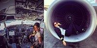 Son Dönemin Instagram Fenomenlerinden Gökyüzüne Aşık Pilot Eser Aksan Erdoğan ile Tanışın!