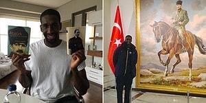 Ezberden Değil, Sahiden! Fenerbahçeli Basketbolcu Ekpe Udoh'un Atatürk Sevgisi