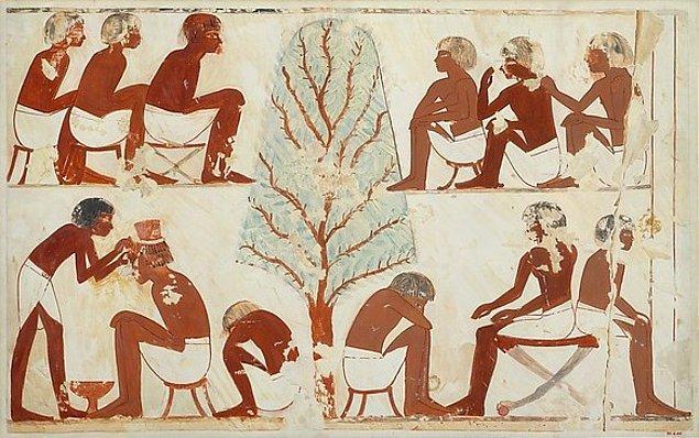 İnsanlar jilet yapımına başladığından beri berberlik mesleği vardır.