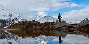 Yeni Zelanda'yı Gandalf'ın Kostümüyle Dolaşan Gezginden Hayran Olunası 27 Fotoğraf