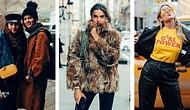 New York Moda Haftasından 2017 Stil İpuçlarını İçeren 20 Sokak Modası Fotoğrafı