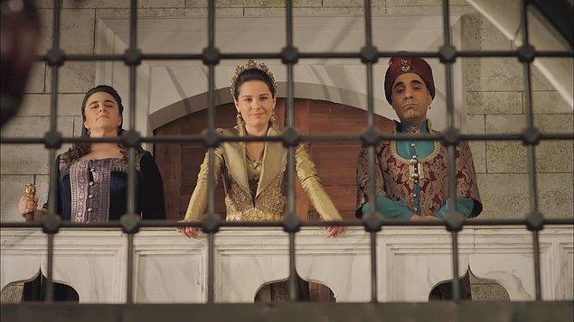 2. Handan Sultan o kadar güçlü bir Valide Sultan'dı ki...
