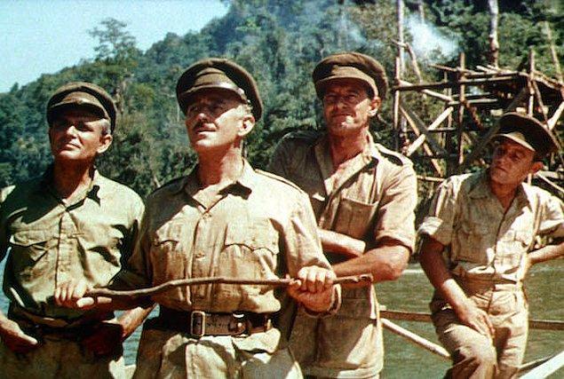 7. Kwai Köprüsü (1957)  | IMDb    8.2
