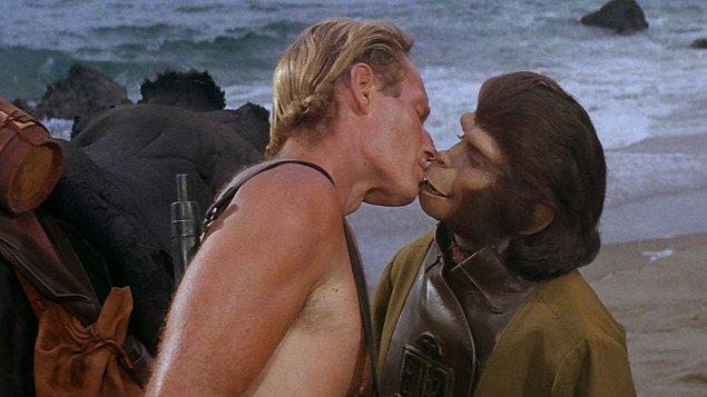 14. Maymunlar Cehennemi (1968)  | IMDb    8.0