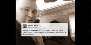 İşe Geç Kalan Suriyeli İşçisini Dövüp Fotoğrafını Paylaşan Zalim İşverene Tepkiler Yağıyor