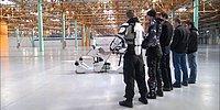 Star Wars'un İnsanları Taşıyabilen Drone'ları Gerçek Oluyor!