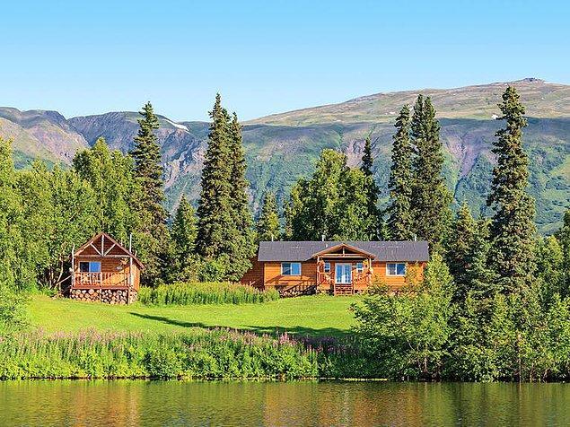9. Alaska Range, Alaska