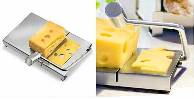11. Peynir doğrayıcı
