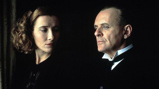 4. The Remains of the Day / Günden Kalanlar (1993) IMDb: 7,9