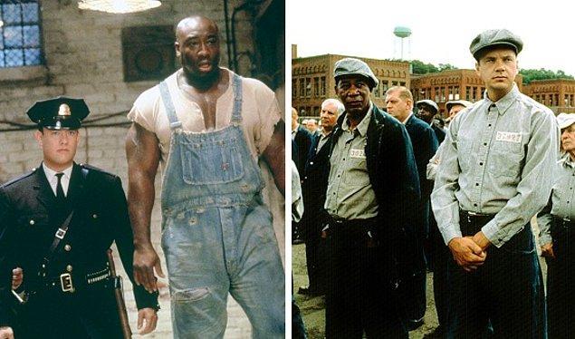 1. Aynı Esaretin Bedeli'nde olduğu gibi filmin yönetmenliğini ve senaristliğini Frank Darabont yapmış ve film Stephen King'in romanından uyarlanmıştır.