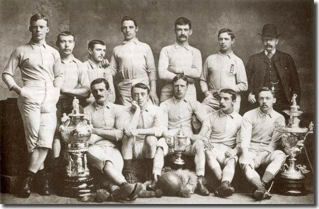 1871'de ilk futbol organizasyonu olan İngiltere Federasyon Kupası başladı.