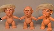 Kickstarter'da Seri Üretim İçin 54 Bin Dolar Yatırım Toplayan Trump'ın Mini Troll Oyuncağı
