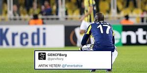 Fenerbahçe, UEFA'da Krasnodar'a Elenince Sabrı Taşan Taraftarlardan 19 İsyan Dolu Tweet