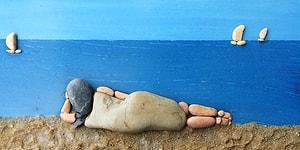 Taş Gibi Sanat Be! Sanatını Taştan Çıkaran Stefano Furlani'nin 25 Çalışması
