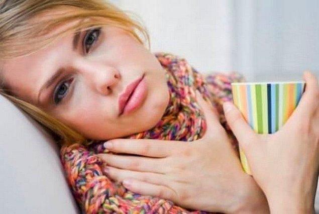 5. Soğuk algınlığında kullanılabilir