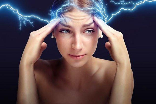 9. Baş ağrınızı hafifletebilirsiniz