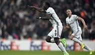 Siyah Beyazlılar Avrupa'da Tur Atladı | Beşiktaş 2-1 Hapoel Beer Sheva