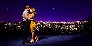 Nişan Fotoğraflarında La La Land Konsepti Kullanan Çiftin Hayranlık Uyandıran Fotoğrafları