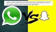 Whatsapp'a Gelen Hikaye Güncellemesini Yorumsuz Bırakmayan 18 Kişi