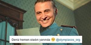 UEFA'da Beşiktaş'ın Olympiakos ile Eşleşmesi Sonrası Atılan 15 Komik Tweet