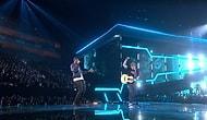 Brit Müzik Ödülleri'nde Ed Sheeran ve Stormzy'den 'Castle On The Hill' ve 'Shape Of You' Performansı