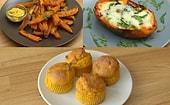 Normal Patatesin En Tatlı Kardeşinden 3 Farklı Lezzet Nasıl Yapılır?