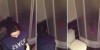 Banyoda Kanlı Elle Yapılan Türk İşi Korku Şakası