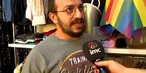 Türkiye'nin İlk LGBT Mağazası
