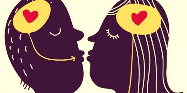 Dopamin, oksitosin, adrenalin ve vazopressin gibi kimyasalların hızlı bir şekilde serbest bırakılmasıyla beyniniz size aşık olma çağrısında bulunuyor.