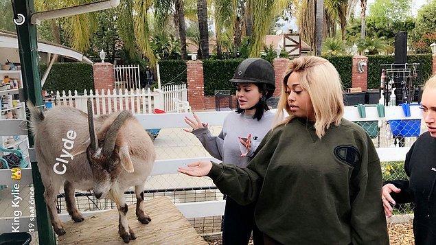 21. Kylie Jenner