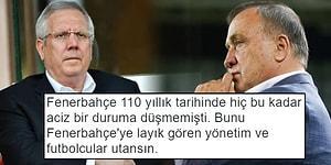 Fenerbahçe'nin Galibiyeti Unutmasının Ardından Sosyal Medyaya Yansıyanlar