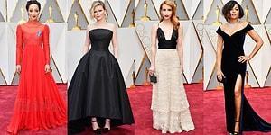 Kırmızı Halı Alarmı: Oscar Ödül Töreni'nin Şık ve Rüküşlerini Seçiyoruz!