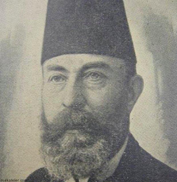 Recaizade Mahmut Ekrem