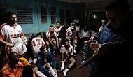 Eski Yunan Kaleci Nikopolidis'in Mültecilerden Kurduğu Futbol Takımı: Umut