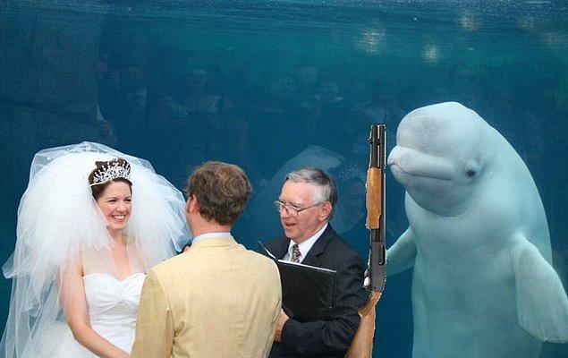 10. Zoraki düğün