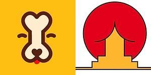 Söze Hacet Bırakmayan, Kendi Kendini Anlatan 17 Tasarım Harikası Logo