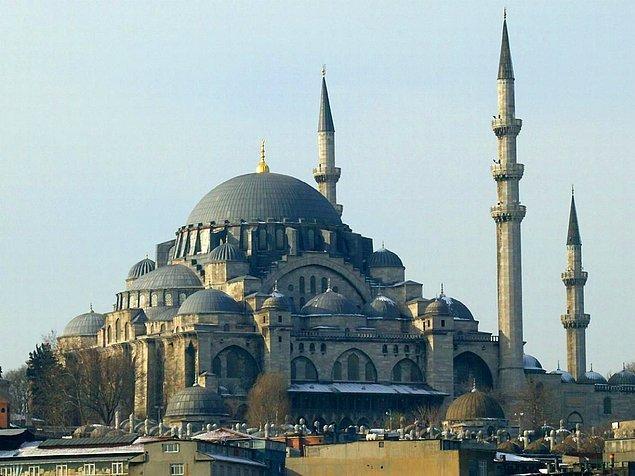 11. Fatih Camii