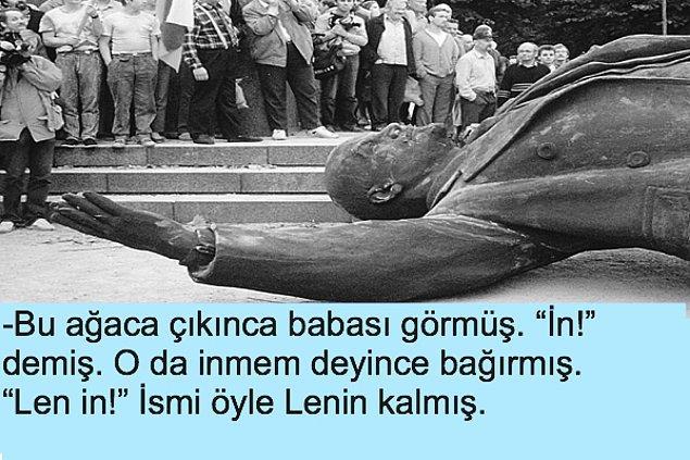 10. Good Bye Lenin filminin en acıklı sahnesi...