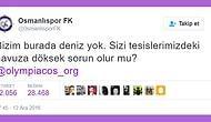 Osmanlıspor'un Cengaver Yürekli Parodi Twitter Hesabından Atılan En Güzel 20 Tweet