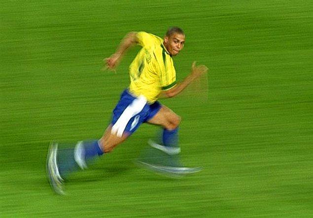 """12. Linekar: """"Ronaldo'nun topla olan hızı hayatım boyunca denediğim ama yapamadığım bir şey oldu."""""""