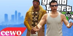 Türkçe Şarkıların GTA 5'e Uyarlanmasıyla Ortaya Çıkan Eğlenceli Video