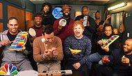 Jimmy Fallon, Ed Sheeran ve The Roots'tan Enstrümanlarla 'Shape of You' Yorumu