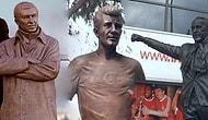 Futbol Tarihine Adını Altın Harflerle Yazdıran Heykeli Dikilen Futbol Adamları