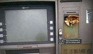 Paramız Olunca Pek Seviştiğimiz ATM'ler Üzerine Görüp Görebileceğiniz En Acayip 15 Manzara