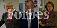 Forbes En Zengin 100 Türk'ü Açıkladı: Zirve Murat Ülker'in