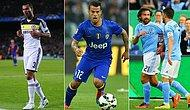 Major Futbol Ligi'nin Şampiyonlar Ligi Heyecanı Yaşamış 10 Futbolcusu