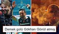 Beşiktaş'ın Şampiyonluğa Bir Adım Daha Yaklaşmasını Sevinçle Yorumlayan 14 Taraftar