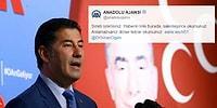 Anadolu Ajansı 'Şiddet Ne Zaman Protesto Oldu' Diyen Oğan'a 'Trip Attı': 'Şimdi Sinirlisiniz'