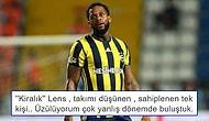Babasının Cenazesine Katılmayıp Maç İçin İstanbul'a Dönen Lens'e Övgüler Yağdıran 18 Fenerbahçeli